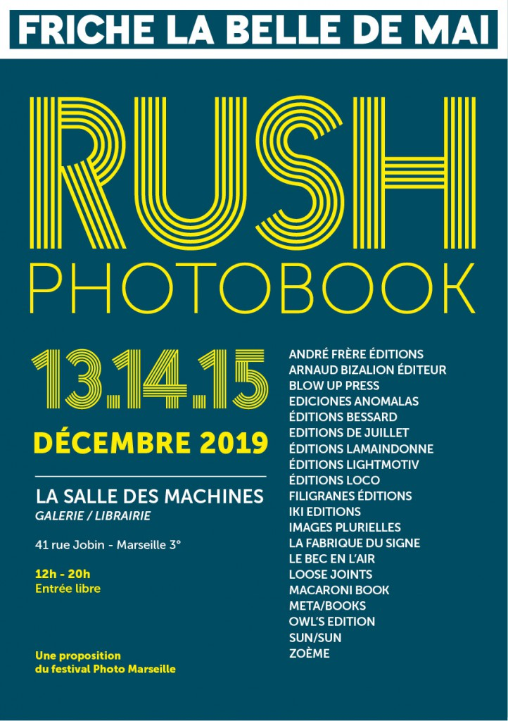 RUSH_Photobook_FLYER2019